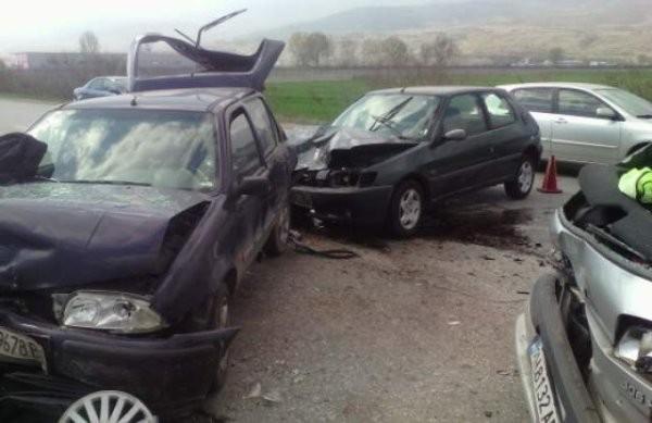 Три коли се нанизаха на пътя Бургас – Варна, пострада несебърлия