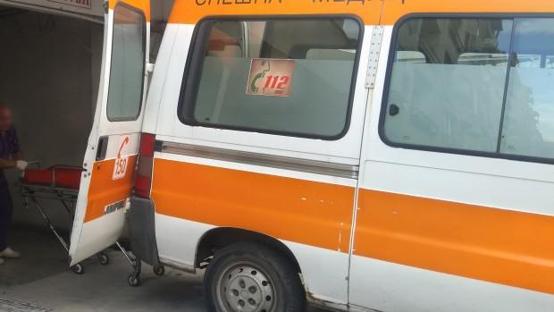 Извънредно: Бременна в осмия месец загина след скок от втория етаж в центъра на Бургас