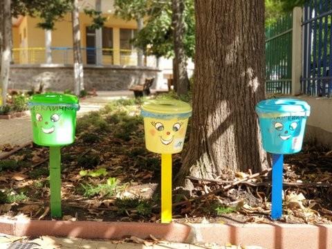 Бургаски малчугани показаха как да обичаме и пазим природата