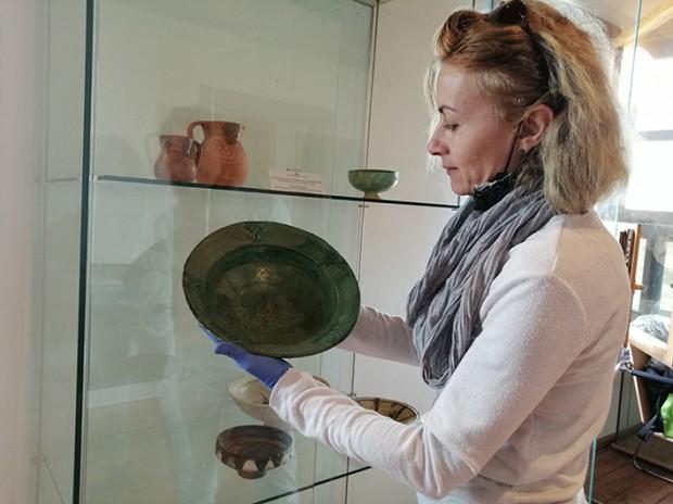 Обновиха двете исторически експозиции на остров Света Анастасия