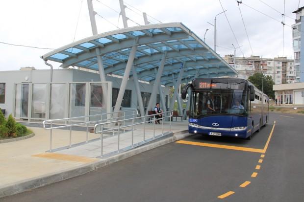 Променят курсове на градския транспорт заради ремонта на кръговото до